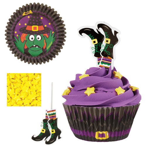 Witch Cupcake Combo Pack