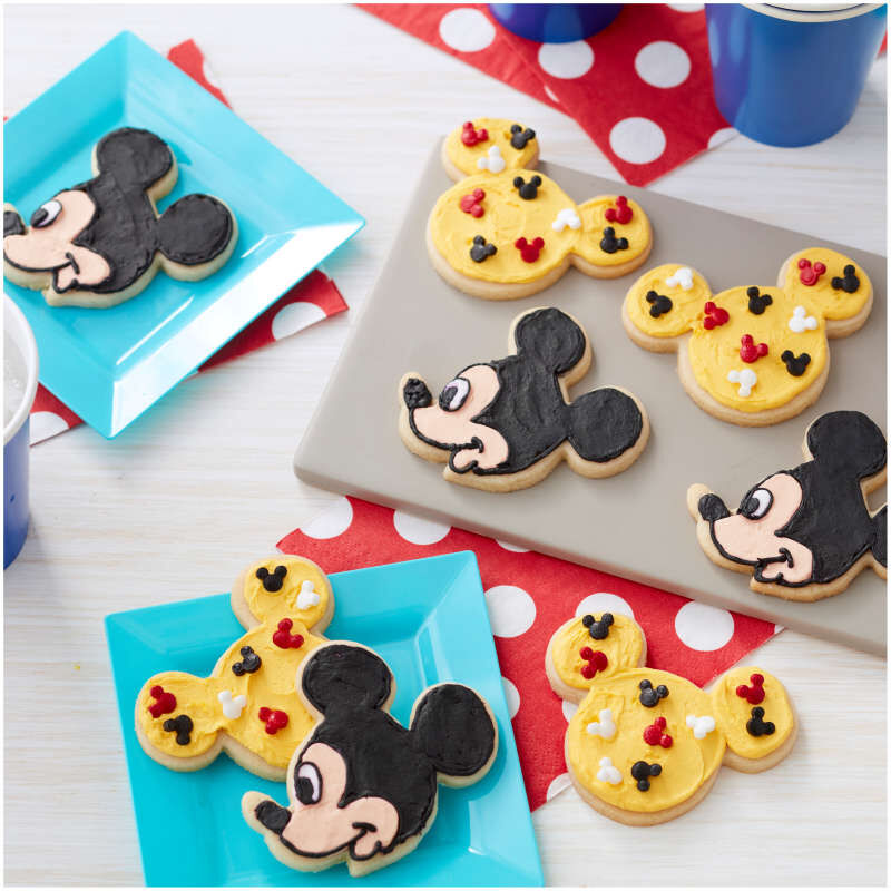 Mickey Mouse Cookie Cutter and Sprinkles Decorating Set, 4-Piece image number 5