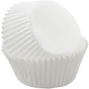 White Cupcake Liners