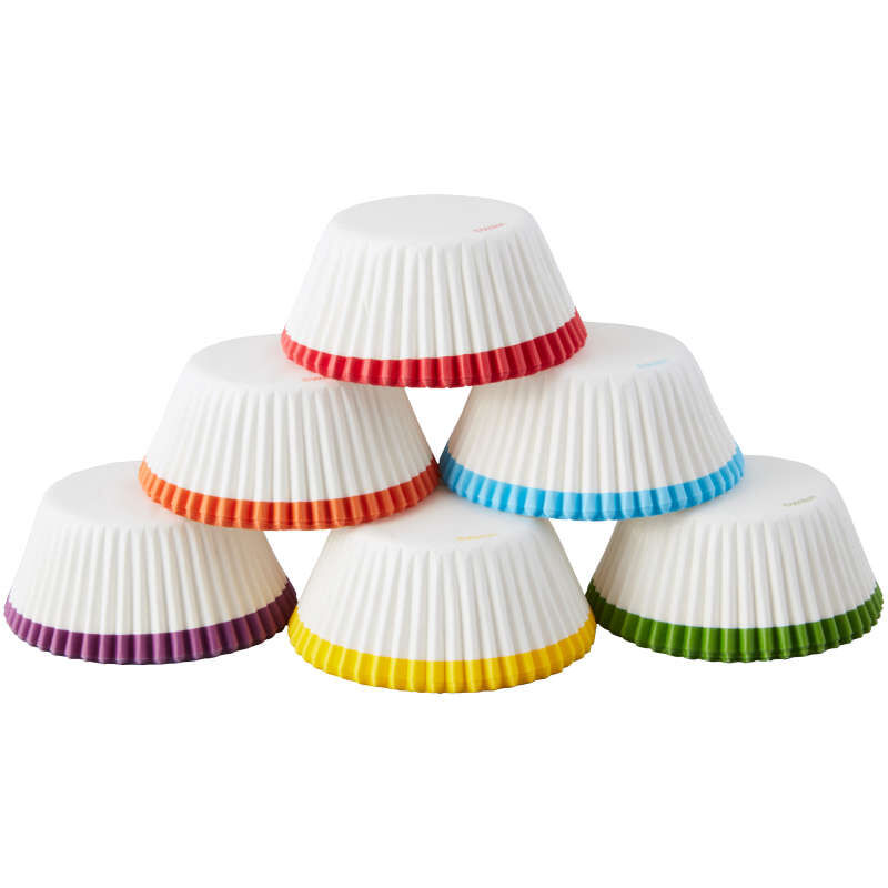 415-6432-Wilton-Color-Band-Cupcake-Liners-150-Count-A2.jpg image number 2