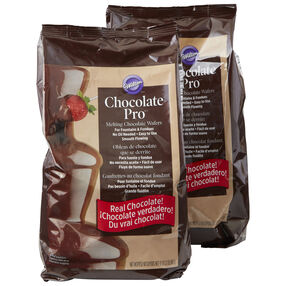 Chocolate Pro Fountain and Fondue Chocolate Value Pack