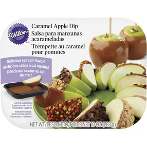 Wilton Caramel Apple Dips