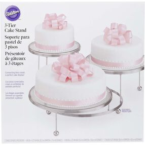 Cakes-N-More 3-Tier Dessert Stand