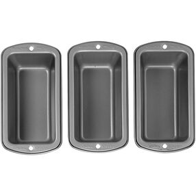 Recipe Right Mini Loaf Pan Set
