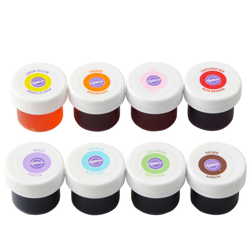 Icing Colors, 8-Count Icing Colors image number 1