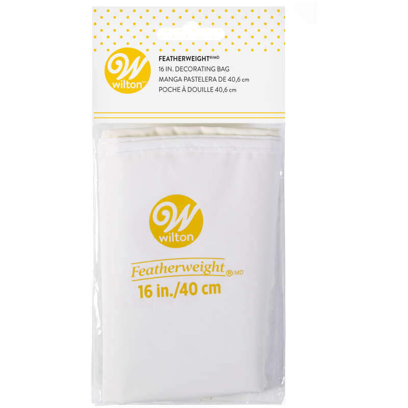 16-Inch Featherweight Decorating Bag - Reusable 16-Inch Piping Bag image number 2