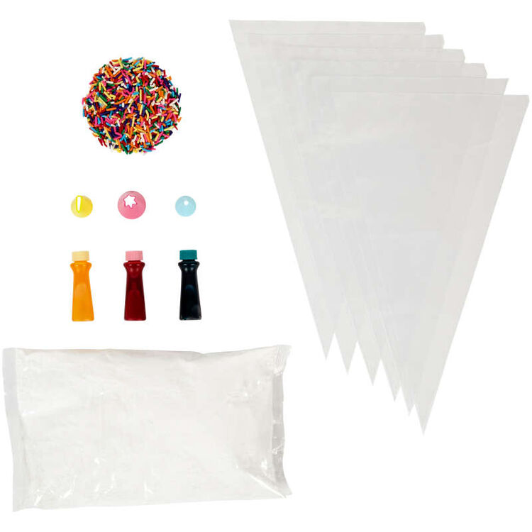 Tasty by Buttercream Icing 101 Kit