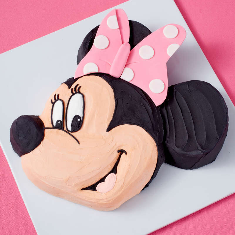 Aluminum Mickey Mouse Cake Pan image number 4