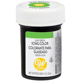Leaf Green Gel Food Coloring Icing Color