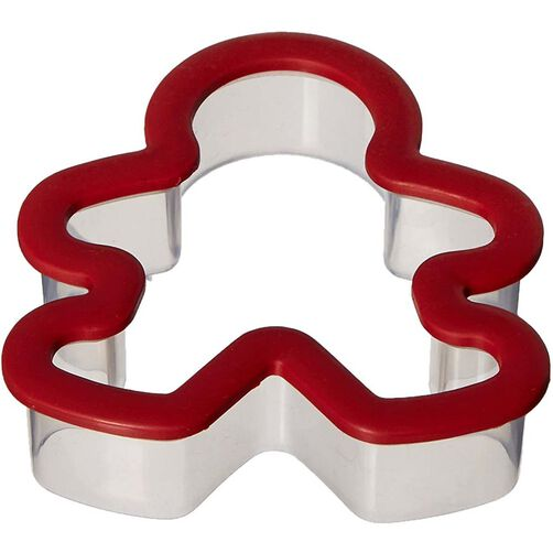 Grippy Gingerbread Boy Cookie Cutter