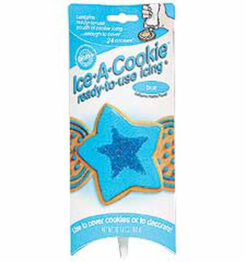 Blue Ice-A-Cookie