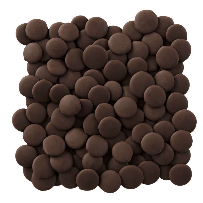 Dark Cocoa Candy Melts Candy Ingredients Statement image number 1