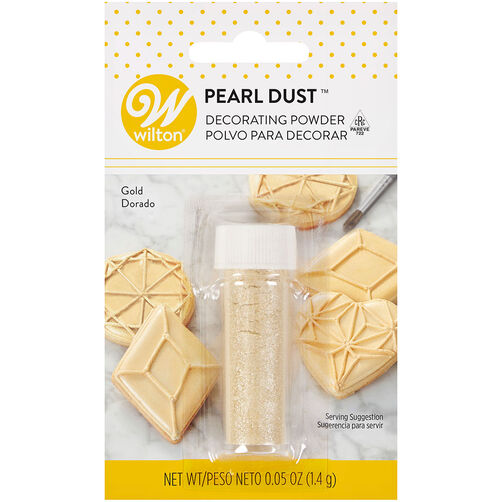 Gold Pearl Dust, 0.05 oz.