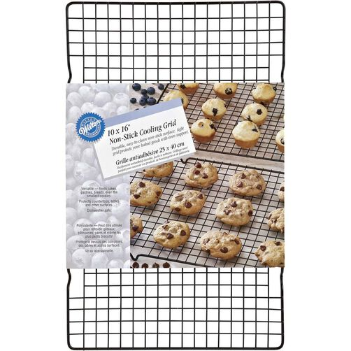 Wilton Baking Tools - 10 x 16 Non-Stick Cooling Rack