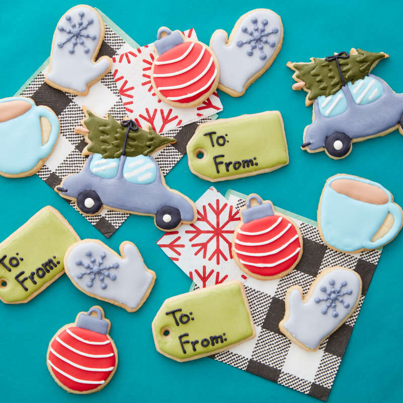 Multi-Cookie Cutter Sheet image number 5