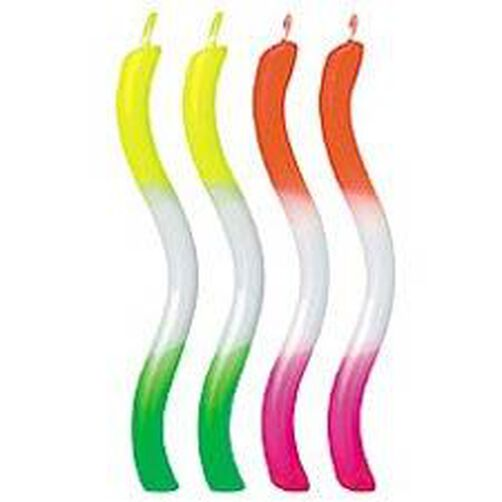 Hot Color Tricolor Candles