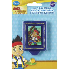 Disney Jake and the Never Land Pirates Birthday Candle