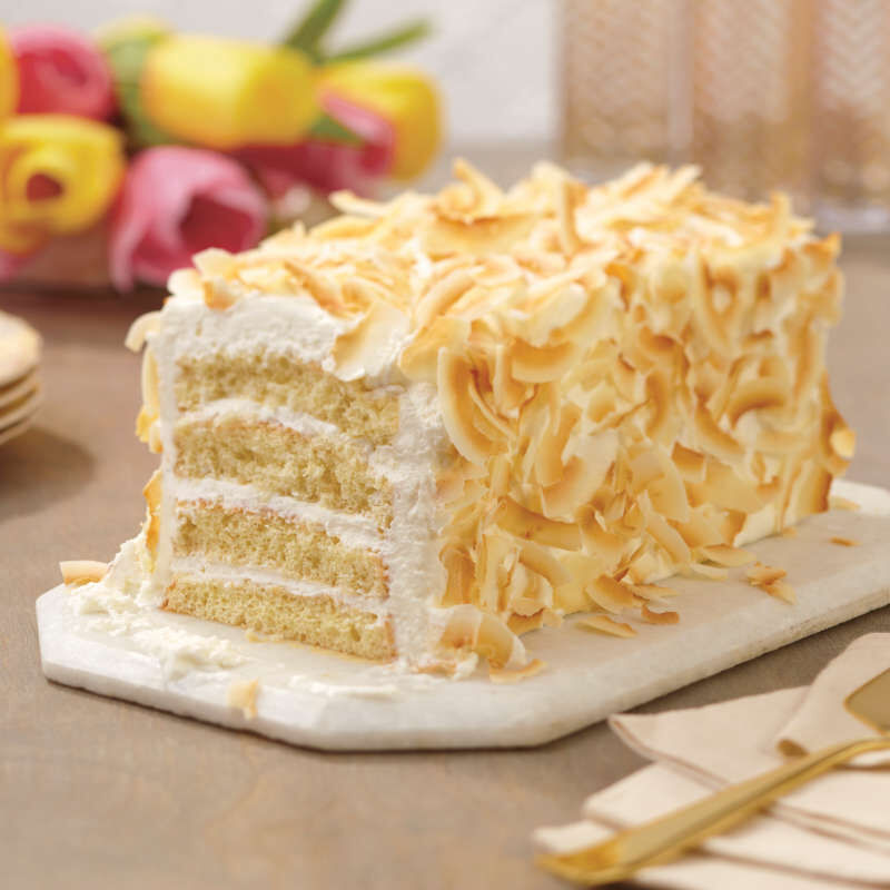 Almond Layer Cake image number 7