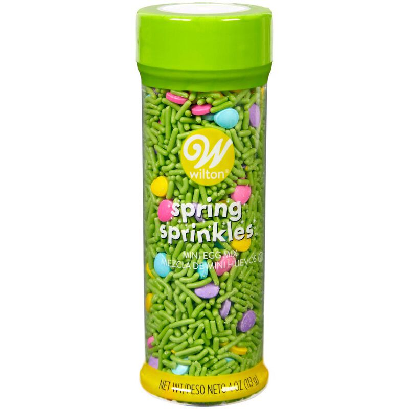 Easter Eggs with Grass Mix Sprinkles, 4 oz. image number 2