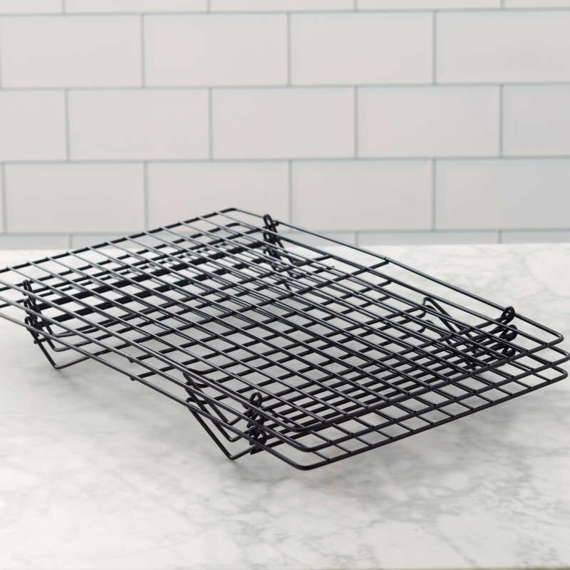 Excelle Elite 3-Tier Cooling Rack for Cookies, Cakes and More image number 4