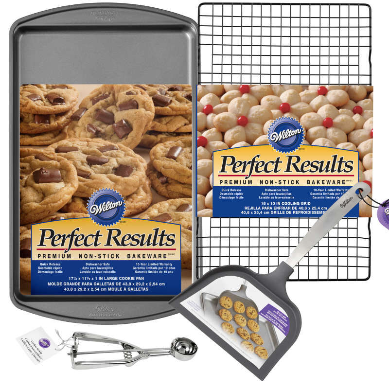 Cookie Baking Set, 4-Piece image number 1
