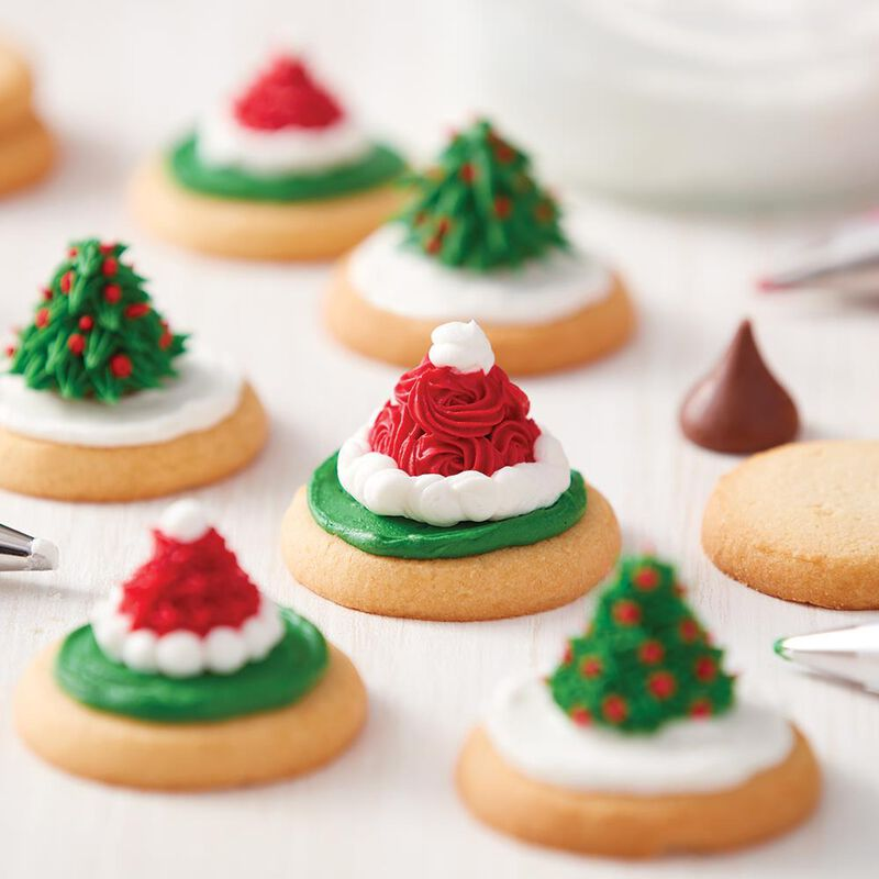 Christmas Red Icing Color, 1 oz. image number 1
