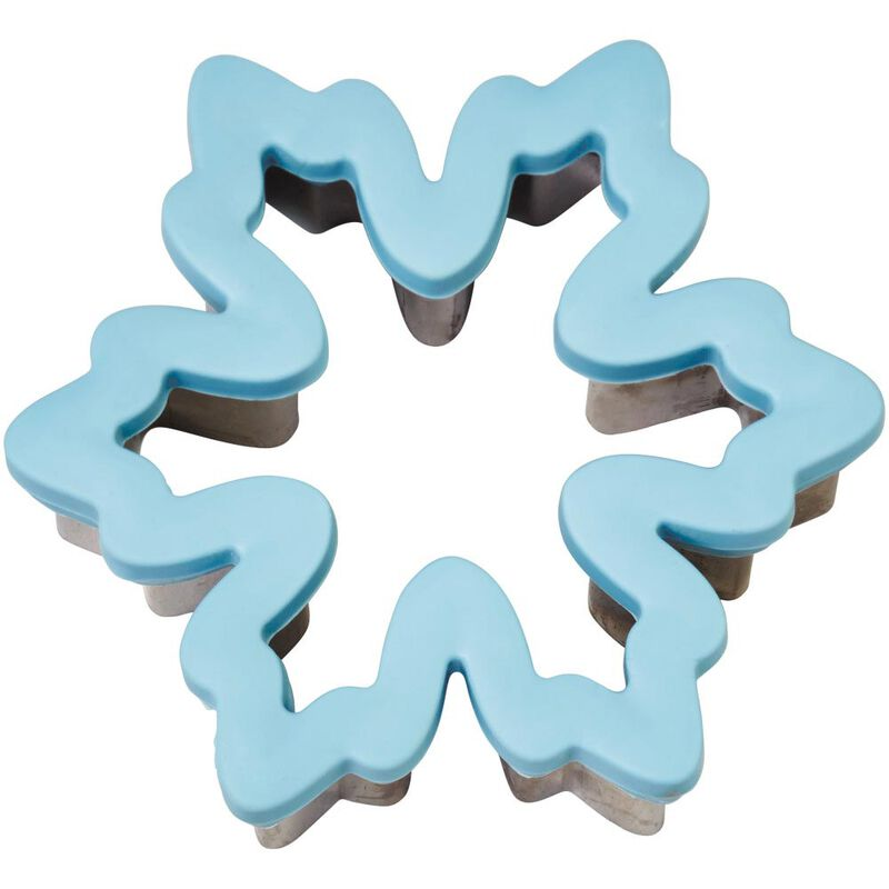 Large Snowflake Comfort-Grip Cookie Cutter image number 0