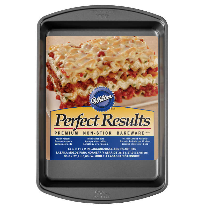 Non-stick Lasagna and Roasting Pan - 14.5-Inch image number 1
