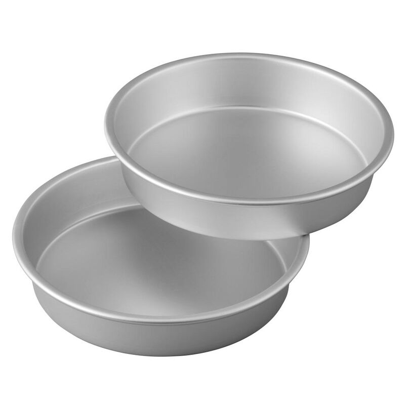 Performance Aluminum Pans 9-Inch Round Cake Pan image number 2