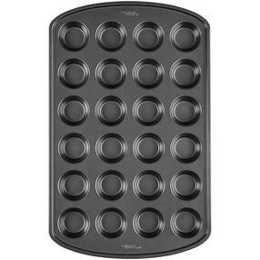 Perfect Results Non-Stick Mini Muffin Pan, 24-Cup