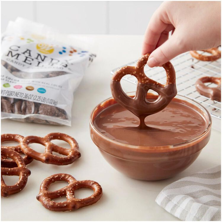 Light Cocoa Candy Melts
