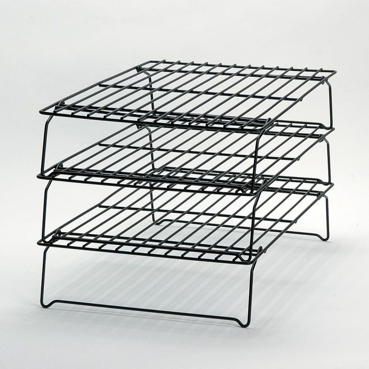Excelle Elite 3-Tier Cooling Rack for Cookies, Cakes and More