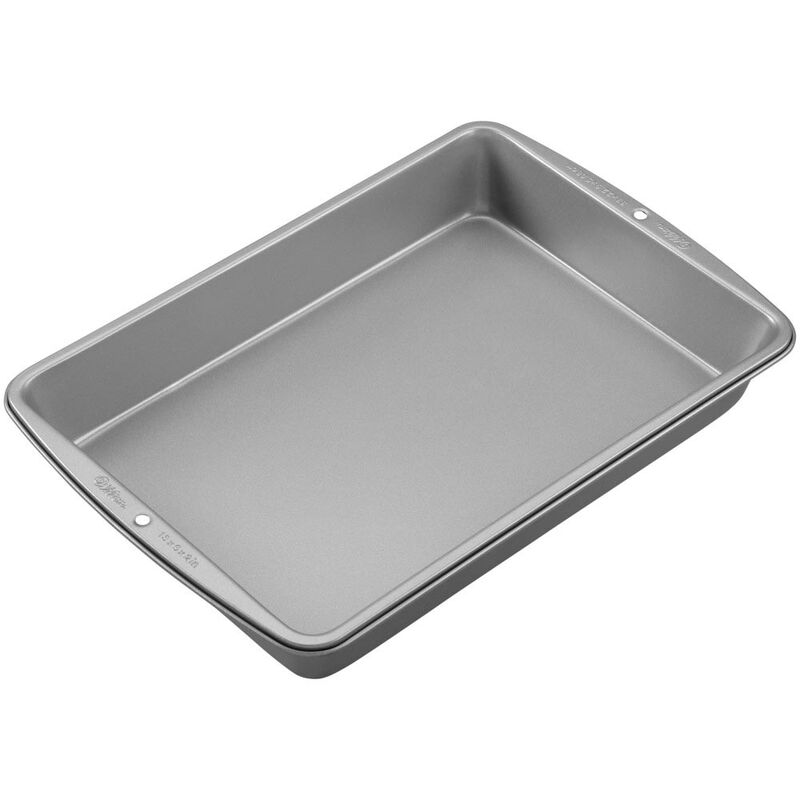 Recipe Right Non-Stick Oblong Pan 9 x 13-Inch Pan image number 2