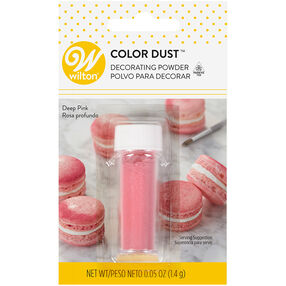 Deep Pink Color Dust, 0.05 oz.