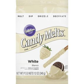 White Candy Melts Candy