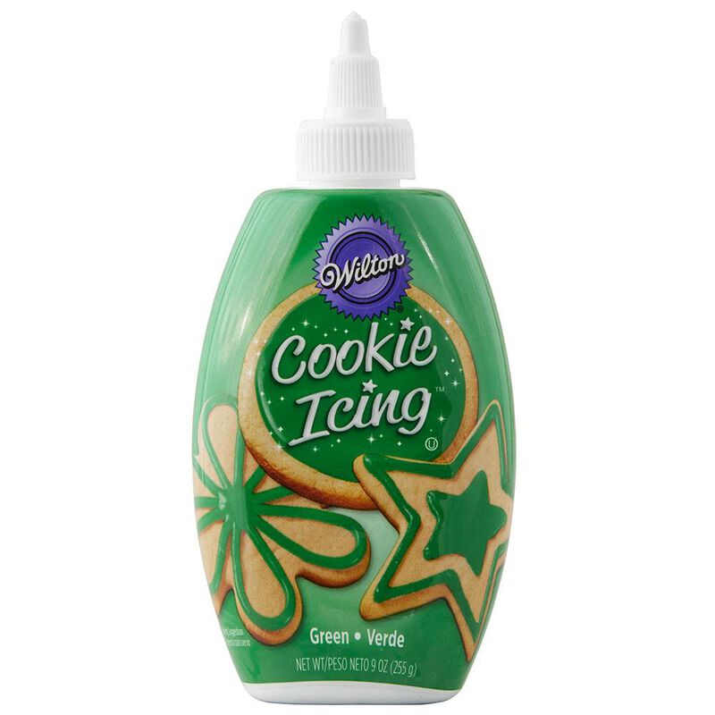Green Cookie Icing 9 oz. image number 0