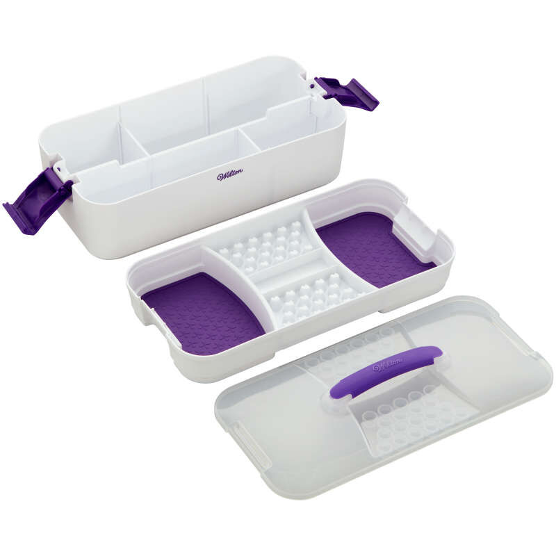 Decorator Preferred Cake Decorating Tool Caddy image number 2