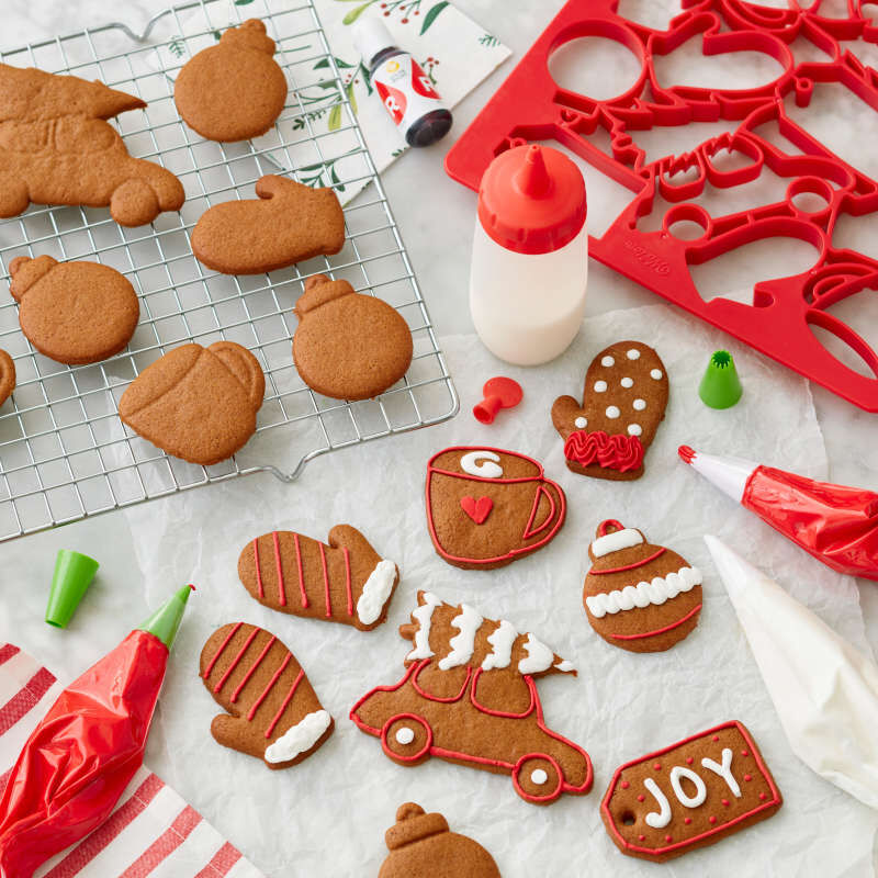 Multi-Cookie Cutter Sheet image number 6