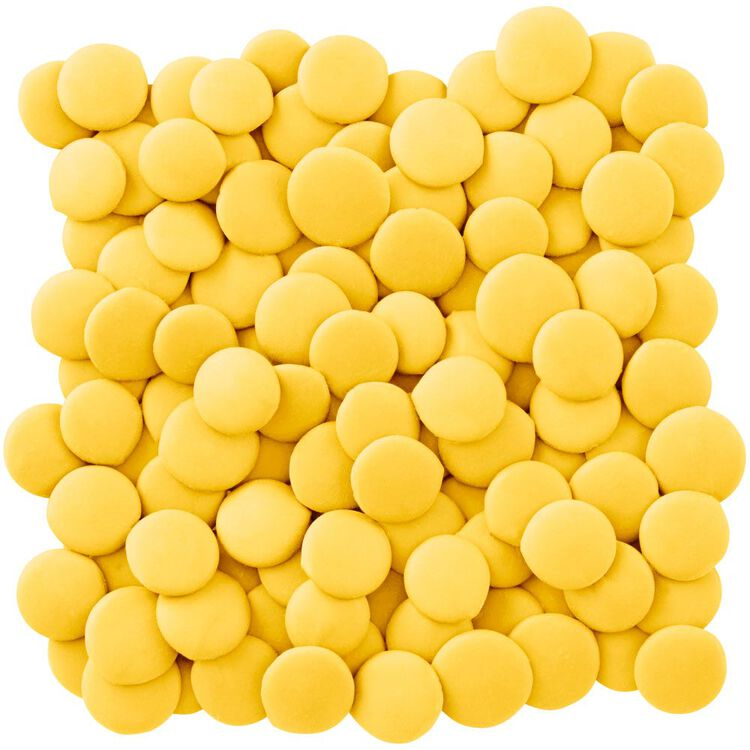 Yellow Candy Melts Candy Wafers