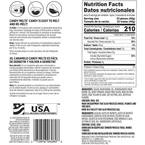 Wilton Candy Melts Candy