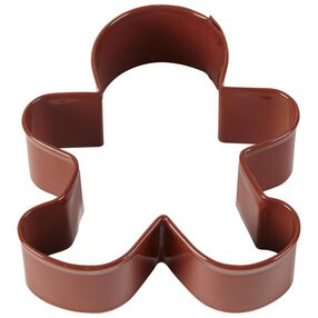 Gingerbread Boy Metal Cookie Cutter