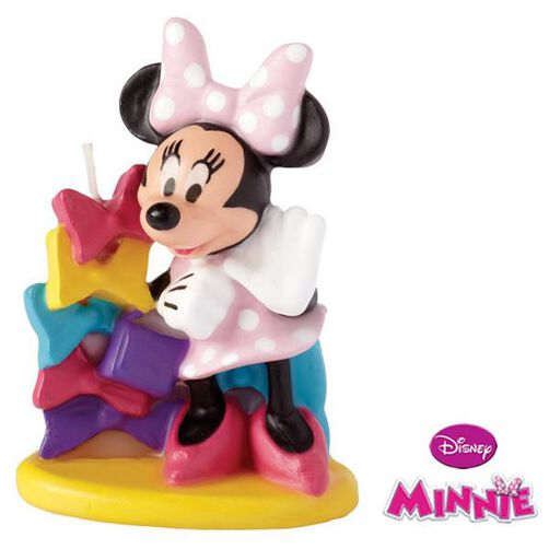 Disney Mickey Mouse Clubhouse Minnie Candles