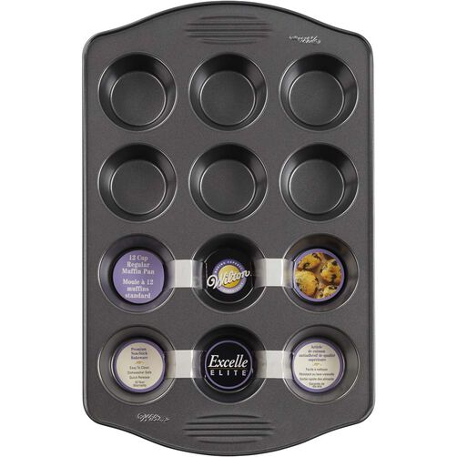 Excelle Elite Muffin Pan