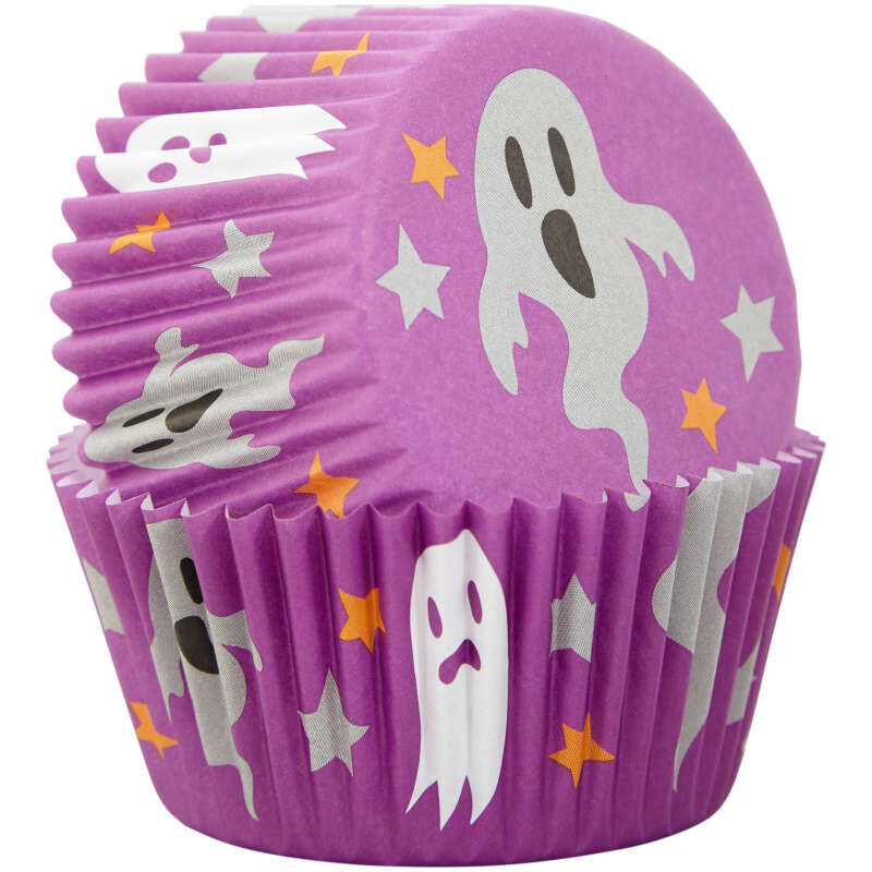 Halloween Ghost Cupcake Decorating Kit image number 3