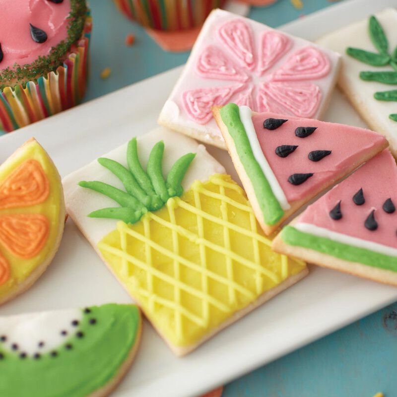 Primary Icing Colors, 4-Piece - Gel Icing Colors image number 2