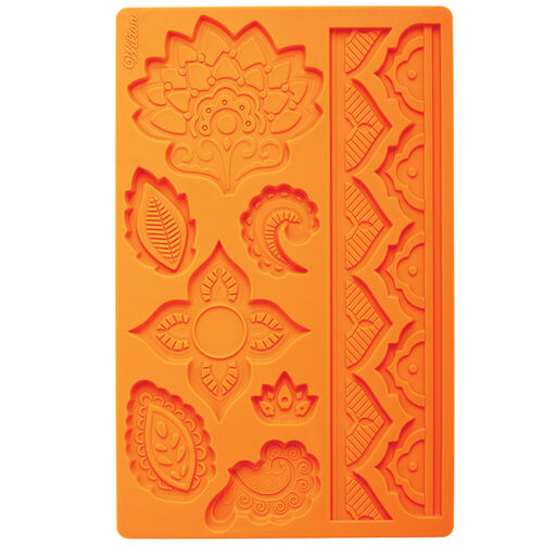 Global Fondant and Gum Paste Mold