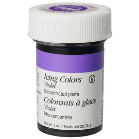 Violet Icing Color, 1 oz. Gel Food Coloring