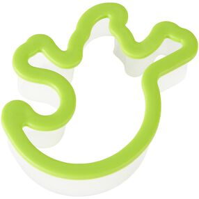 Green Ghost Grippy Cutter