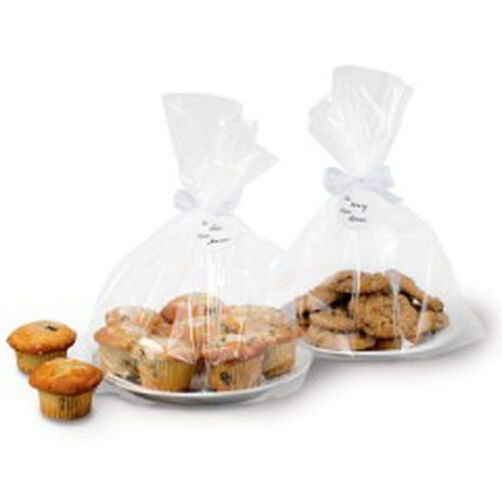 16 x 20 in. Clear Treat Bags