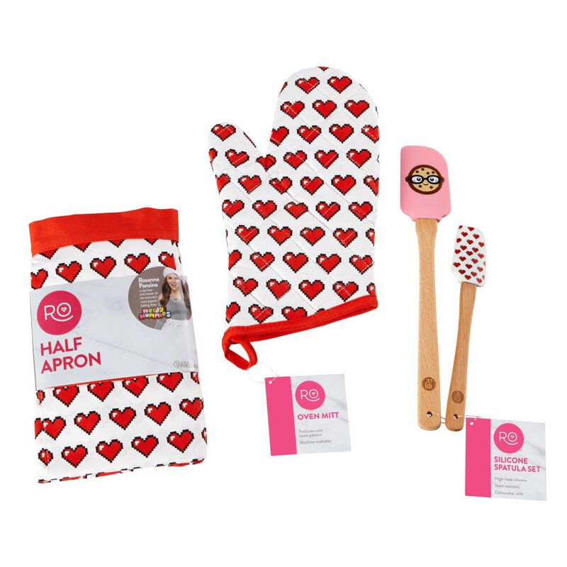 ROSANNA PANSINO by Nerdy Nummies Beginning Baker Gift Set image number 1